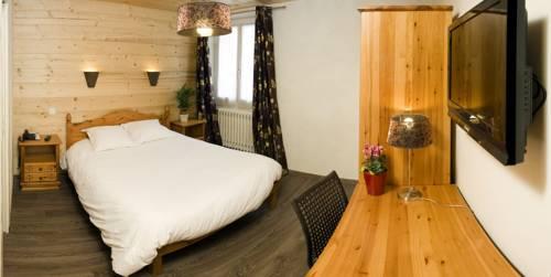 Chalet de Lanza : Hotel near Aiguilles