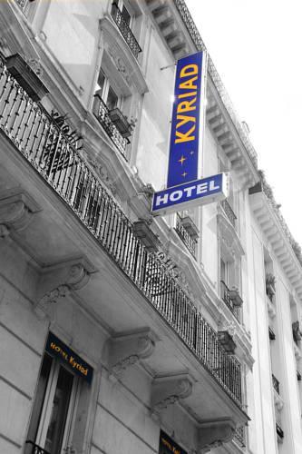 Kyriad Hotel XIII Italie Gobelins : Hotel near Paris 13e Arrondissement