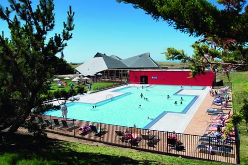 Club Belambra Les Portes de l'Océan : Guest accommodation near Guidel