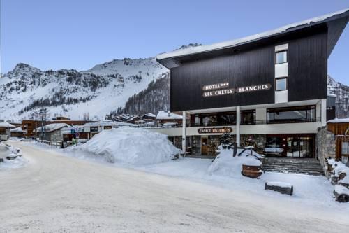 Les Crêtes Blanches : Hotel near Val-d'Isère
