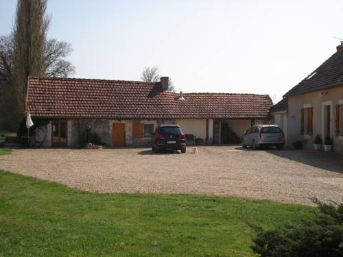 Le Mortier : Guest accommodation near Auverse