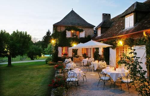 Hotel La Métairie - Chateaux et Hotels Collection : Hotel near Badefols-sur-Dordogne