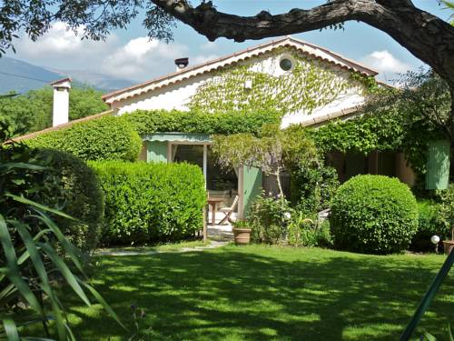 La Manzanera : Guest accommodation near Roquefort-les-Pins