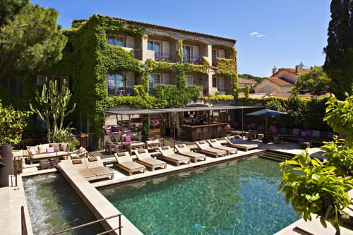 Hotel Des Lices Near Saint Tropez
