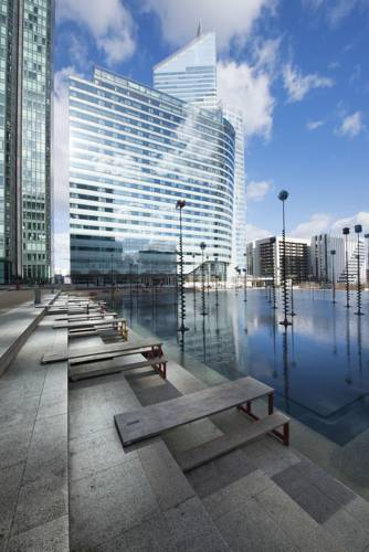 Melia Paris La Defense : Hotel near Courbevoie
