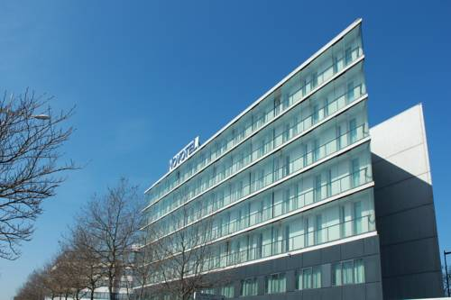 Novotel Le Havre Centre Gare : Hotel near Le Havre