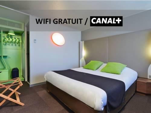 Campanile Lyon Sud Feyzin : Hotel near Vénissieux