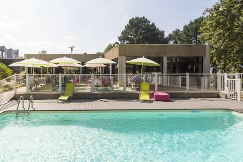 ibis Styles Lorient Caudan : Hotel near Caudan