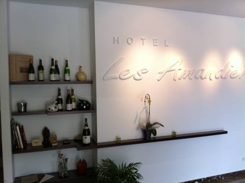 Inter-Hotel Les Amandiers : Hotel near Glun