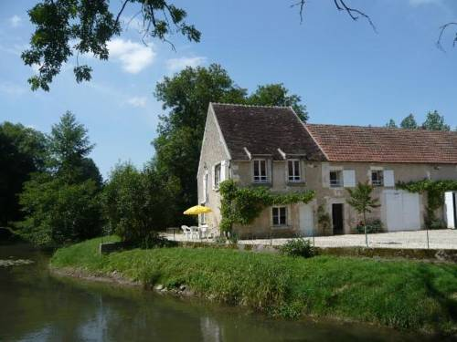 Moulin de Prenoulat : Apartment near Rix