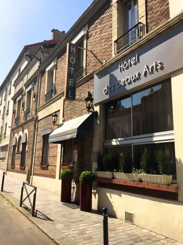 Hôtel des Beaux Arts : Hotel near Paris 13e Arrondissement