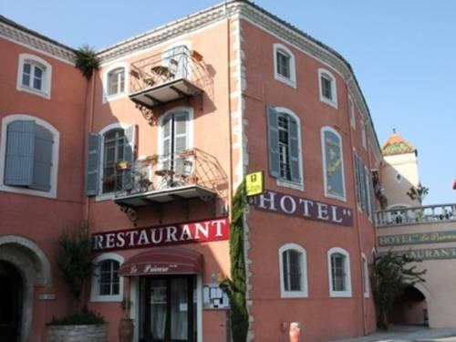 Logis Hotel le Prieuré : Hotel near Pierrelatte