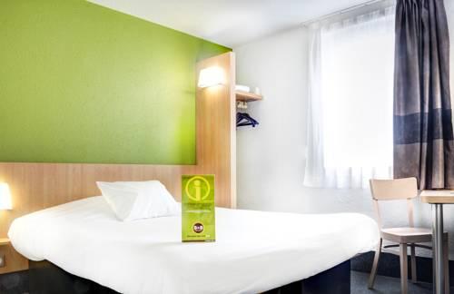 B&B Hôtel Montluçon : Hotel near Colombier