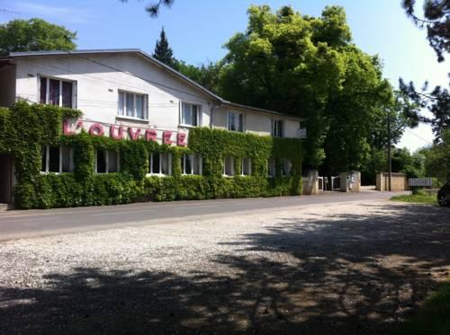 Hôtel L'Ouvrée : Hotel near Bouilland