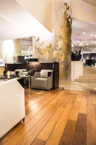 Novotel Paris Les Halles : Hotel near Paris