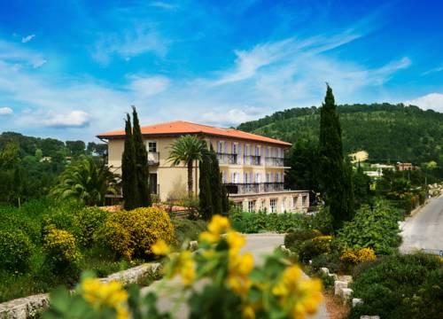 Eze Hermitage Hôtel : Hotel near La Trinité