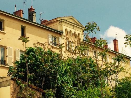 Appartement Le Crépieux : Apartment near Caluire-et-Cuire