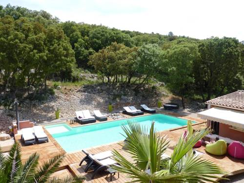 Villa Loca Gay Guest House : Guest accommodation near Argelliers