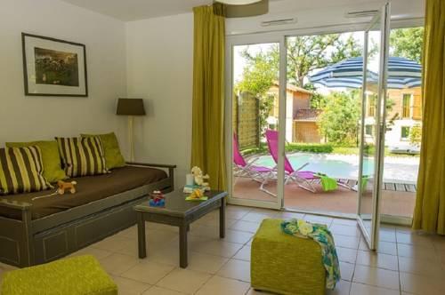 Les Maisons du Golf d'Armagnac : Apartment near Eauze