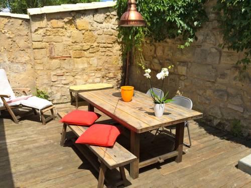 Le Patio : Guest accommodation near Cenon