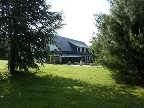 La Guitoune : Guest accommodation near Saint-Martin-du-Manoir