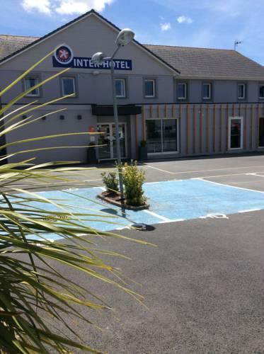 Inter-Hotel Saint-Lô : Hotel near Pont-Hébert