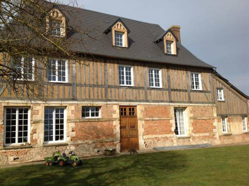 Le Saint Aubin : Guest accommodation near Villez-sur-le-Neubourg