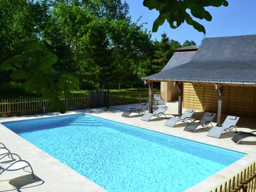 Maison De Vacances - Brion : Guest accommodation near Longué-Jumelles