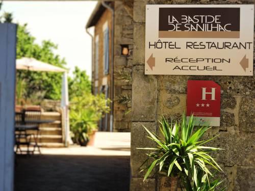 La Bastide de Sanilhac : Hotel near Largentière
