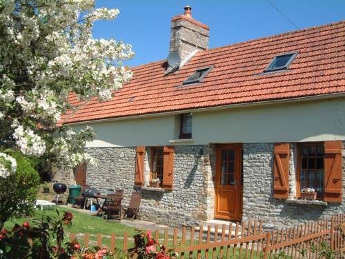 La Bucaille : Guest accommodation near Angoville-sur-Ay