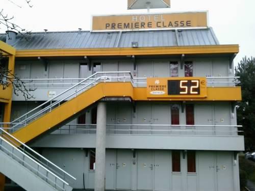 Premiere Classe Charleville Mezieres : Hotel near Villers-Semeuse