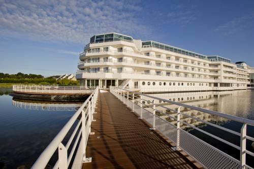 Miramar La Cigale : Hotel near Arzon