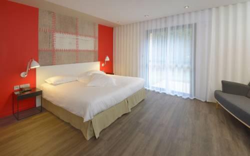 Logis Du Cavier : Hotel near Avrillé