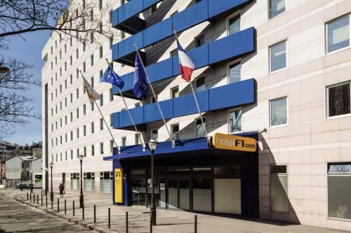 Hotel saint ouen hotels near saint ouen 93400 france - Porte de saint ouen paris ...