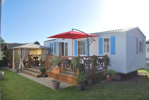 Mobil Home : Guest accommodation near Anctoville-sur-Boscq