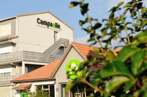 Campanile Toulon - La Seyne sur Mer - Sanary : Hotel near La Seyne-sur-Mer