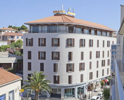 Grand Hôtel De Calvi : Hotel near Haute-Corse