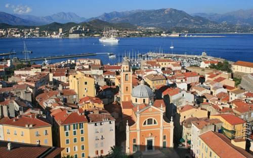 Maison d'hôtes 18Bonaparte : Guest accommodation near Ajaccio