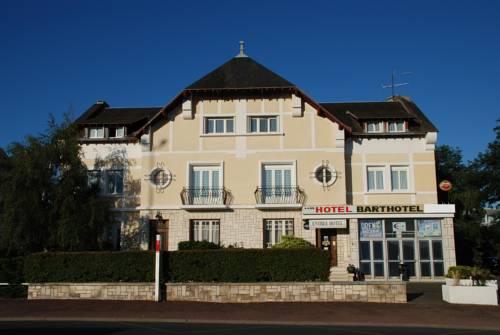 Barthotel : Hotel near Nieuil-l'Espoir