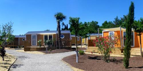 Camping du domaine du MARIN'PALM : Guest accommodation near Frontignan