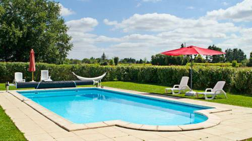 Holiday Home Chez Coudret : Guest accommodation near Romagne