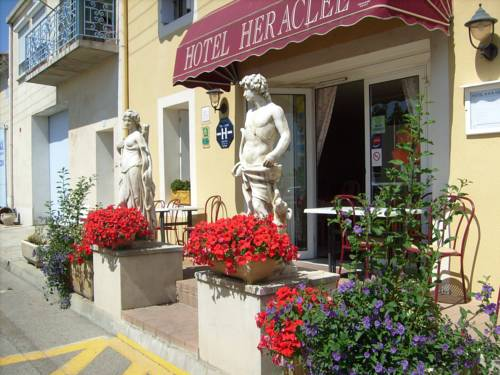 Logis Heraclee : Hotel near Saint-Gilles