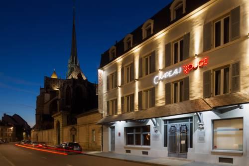 Hostellerie Du Chapeau Rouge : Hotel near Dijon