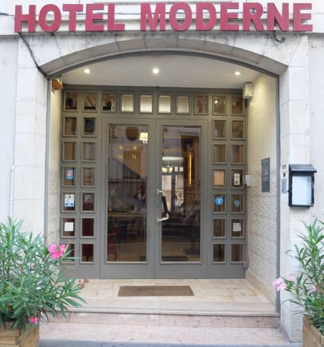 Hôtel Moderne : Hotel near Tours
