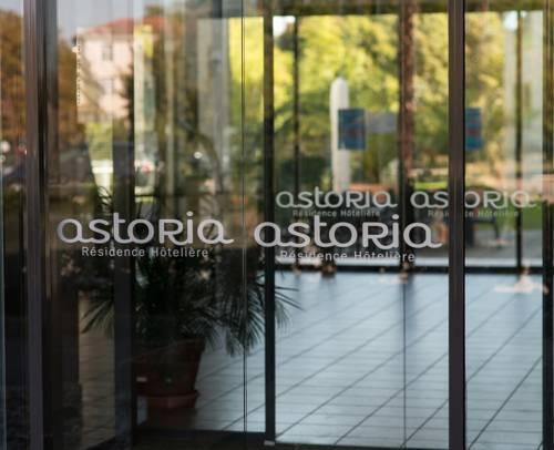 Astoria Appart'hôtel : Guest accommodation near Le Passage