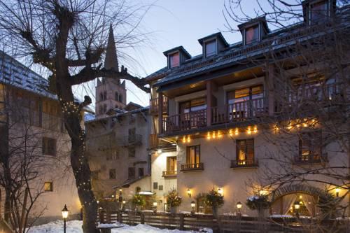 L'Auberge du Choucas : Hotel near Le Monêtier-les-Bains