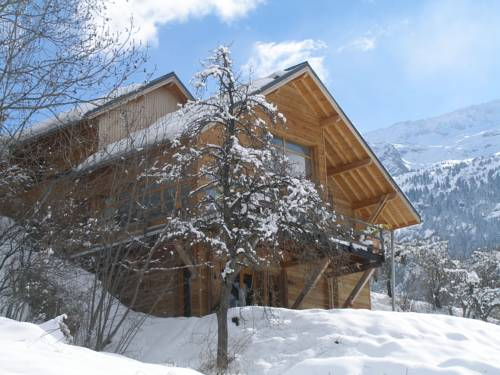 The Vaujany Mountain Lodge : Guest accommodation near Allemond
