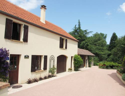 Le Crot Pansard : Bed and Breakfast near Annay
