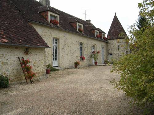Manoir de Rouillé : Guest accommodation near Aunay-les-Bois