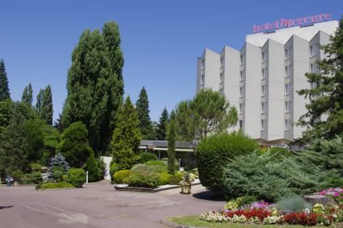 Mercure Saint Etienne Parc de L'Europe : Hotel near Saint-Étienne